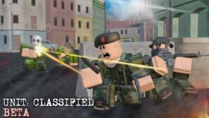 Read more about the article Roblox Script Unit: Classified WEAPON MOD