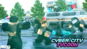 Read more about the article Roblox Script Cyber City Tycoon Auto Money Rebirth