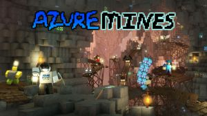 Roblox Azure Mines AUTO FARM GUI, FREE GAMEPASS CHARACTERS & MORE!