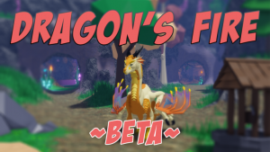Read more about the article Roblox Script Dragon's Fire GET GAMEPASS DRAGON FREE [1K ROBUX PASS FOR FREE]