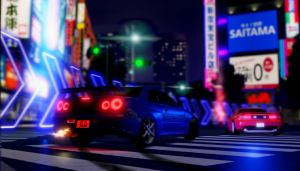 Read more about the article Roblox Script Midnight Racing: Tokyo AUTO FARM MONEY, LEVEL & LAPS