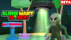 Read more about the article Roblox Script Aliens Want Money! Tycoon Inf Diamonds And Money