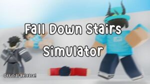 Read more about the article Roblox Script [R] Fall Down Stairs Simulator – Infinite Bones!