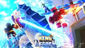 Read more about the article Roblox King Legacy Auto-Farm, Auto-Equip, TP to DFs and more!