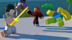 Read more about the article Roblox Script Blades World [10X Power]