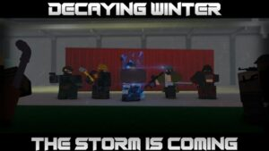Read more about the article Roblox Script Decaying Winter: GOODWILL (Godmode, no cooldowns, anti debuff)