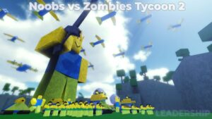 Read more about the article Roblox Script Noobs vs Zombies Tycoon 2 One shot script + anti teleport bypass method